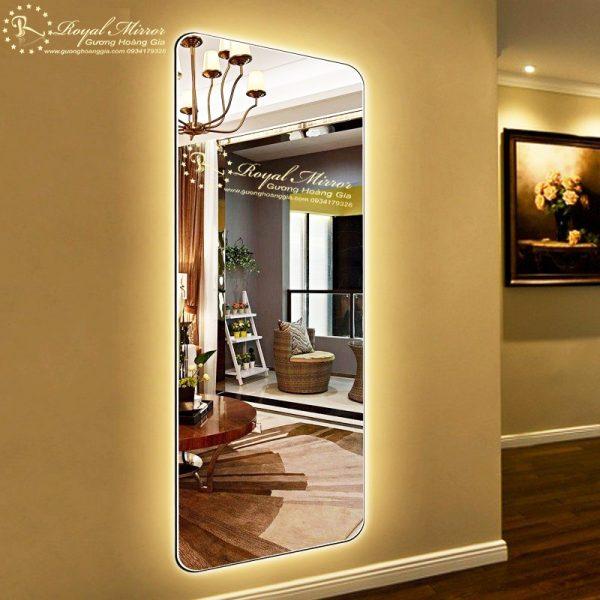 Gương Toàn Thân LED Cao Cấp Hoàng Gia