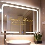 Gương LED Viền Sáng cao cấp và sang trọng