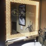 Gương LED Viền Sáng Decor thiết kế theo yêu cầu