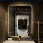 Gương tràn viền nhà tắm