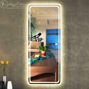 Gương LED Hoàng Gia không chỉ hữu ích trong cuộc sống mà còn là vật phẩm trang trí nội thất hoàn mỹ