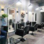 Gương Toàn Thân tại Salon làm đẹp