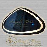 Gương trang trí nội thất Royal Decorative hình giọt nước