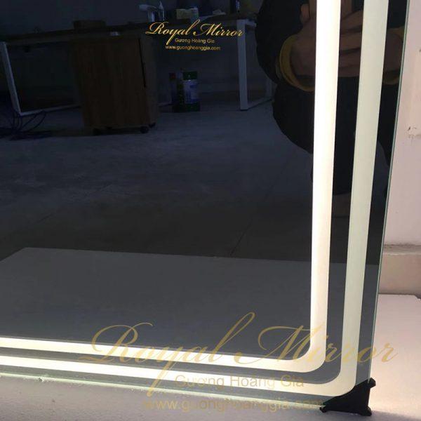 Gương phòng thử đồ đèn LED cao cấp