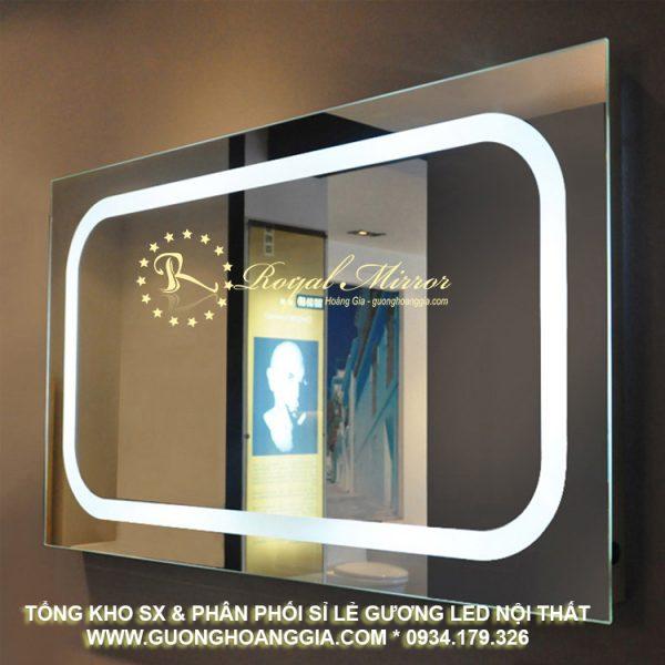 gương nhà tắm đèn LED Royal giá rẻ nhất tại xưởng Hà Nội