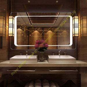 Gương LED phòng tắm hà nội
