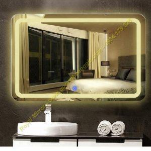 Gương LED cảm ứng 60x80