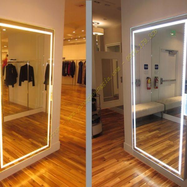Gương soi Toàn Thân đèn LED