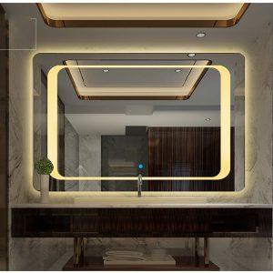 Gương LED thanh lý HUD9 Gương phòng tắm giá rẻ