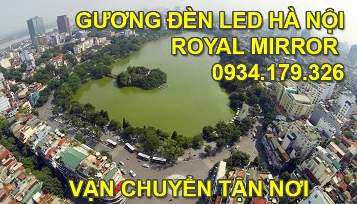 Gương LED Hà Nội