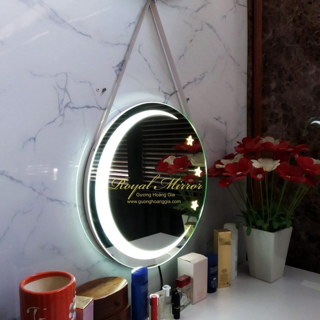 Gương LED treo tường