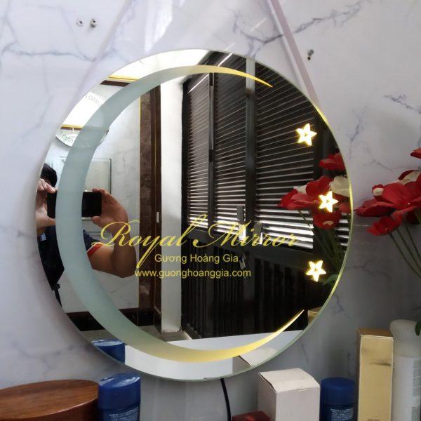 Gương Trang điểm có đèn LED