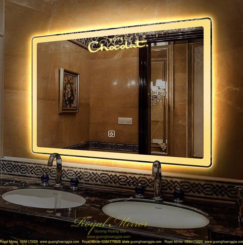 Gương khách sạn cao cấp 3 trong 1 tiện nghi hiện đại