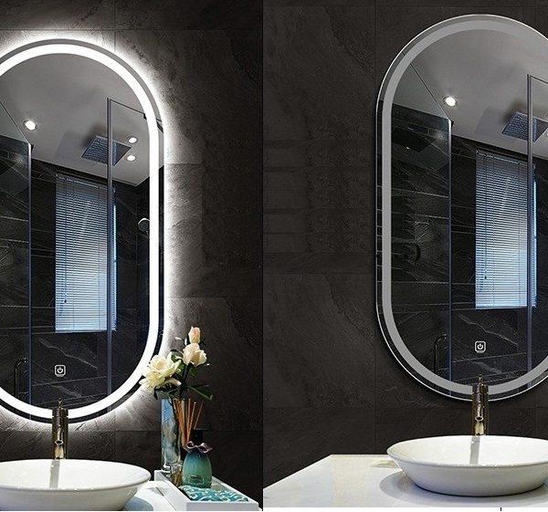 Gương lavabo OVAL cao cấp