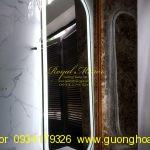 Gương đứng OVAL 1500*500