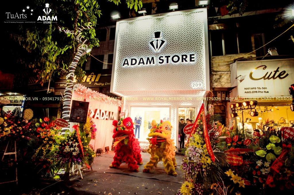 GƯƠNG SHOP THỜI TRANG ADAM STORE