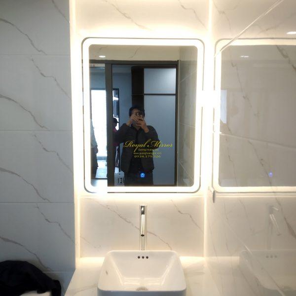 Gương Phòng Tắm Thông Minh cao cấp RCN3-79 LUX