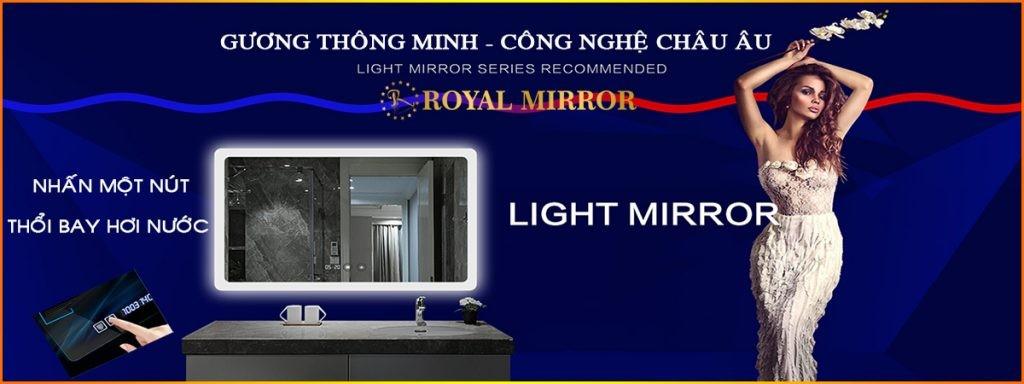 GƯƠNG THÔNG MINH ROYAL