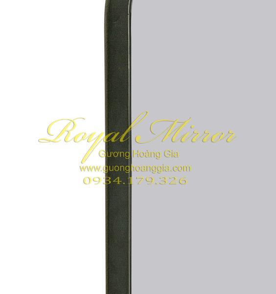 Gương Khung Viền Thép Đen 60*80cm